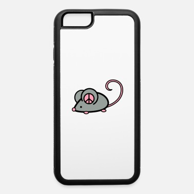Mouse Little Peace Mouse - Day 78 - iPhone 6 Case
