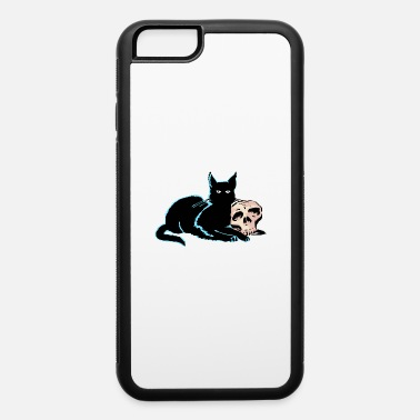 Superstition blackcat - iPhone 6 Case