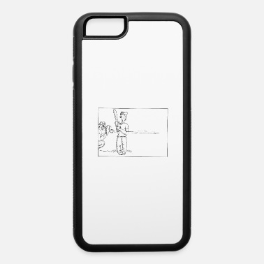 Simpleton Baseball Idiot - iPhone 6 Case