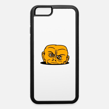 Aliens head hole face evil man common alien gangster crim - iPhone 6 Case