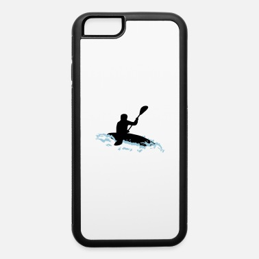 Whitewater Whitewater kayaking - iPhone 6 Case