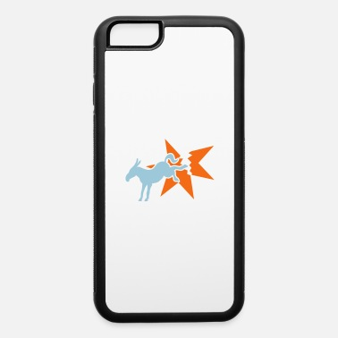 Starburst Donkey - iPhone 6 Case