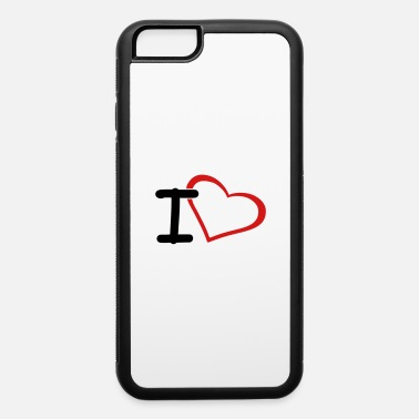 I Heart i heart - iPhone 6 Case