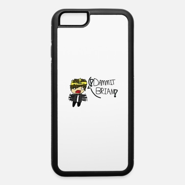 Collections The DAMMIT BRIAN Collection! (Collection 1) - iPhone 6/6s Rubber Case