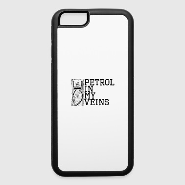 Car Driver Mechanic Garage Gas Classic Custom Gift - iPhone 6/6s Rubber Case