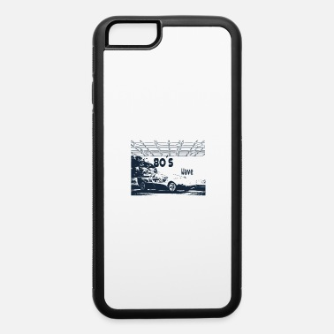 80s Car - 80´s Wave - iPhone 6 Case