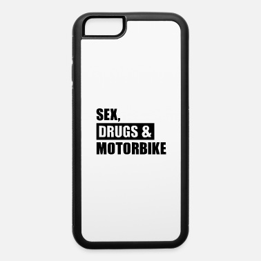 Stunt SEX DRUGS AND - iPhone 6/6s Rubber Case