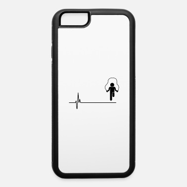 Rope Jump Heartbeat Rope Jumping - iPhone 6 Case