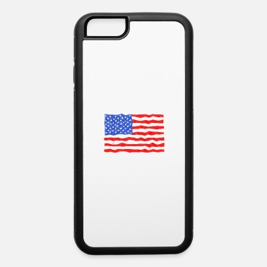 Stars and Stripes American Flag Distressed - iPhone 6 Case