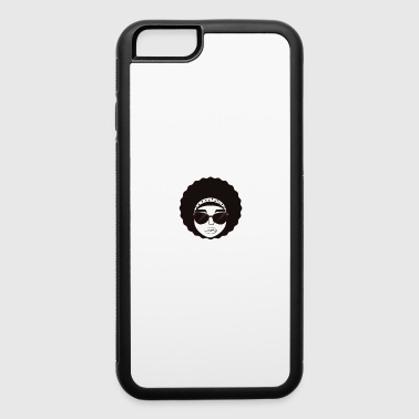 Afro - iPhone 6/6s Rubber Case