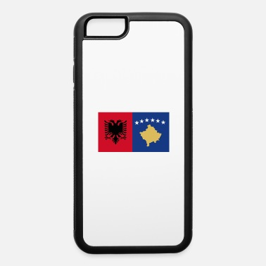 Albanian Germany Flag Tee shirt flag Albania Kosovo - iPhone 6 Case