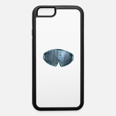 Time Travel Mask Ski - iPhone 6 Case