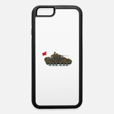 Combat Bradley tank - iPhone 6 Case