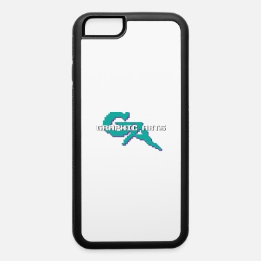 Graphic Art Graphic Arts - iPhone 6/6s Rubber Case