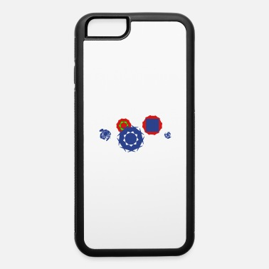Uniqueness of Shapes - iPhone 6/6s Rubber Case