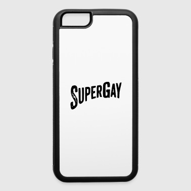 super gay - iPhone 6/6s Rubber Case