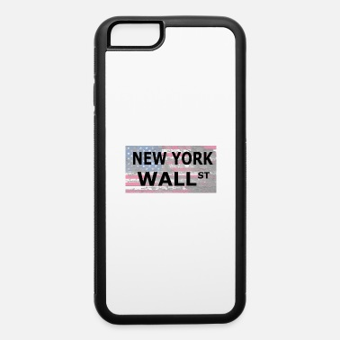 Nyc New York Wallstreet - iPhone 6/6s Rubber Case