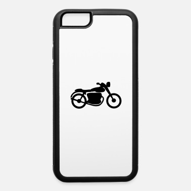 Motorcycle motorcycle - iPhone 6 Case