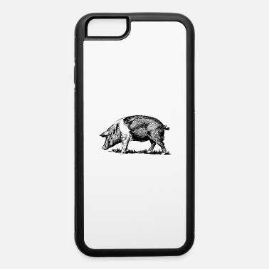 Gourmand Pig 4 - iPhone 6 Case