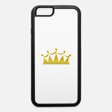 Jewel Gold crown 5 - iPhone 6 Case