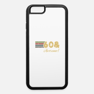 Retro 60th Birthday - iPhone 6 Case