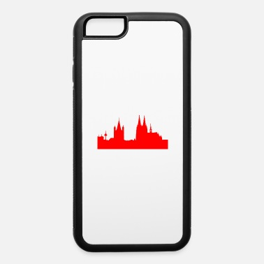 Rhine Cologne Dom city germany gift colonia rhine idea - iPhone 6 Case