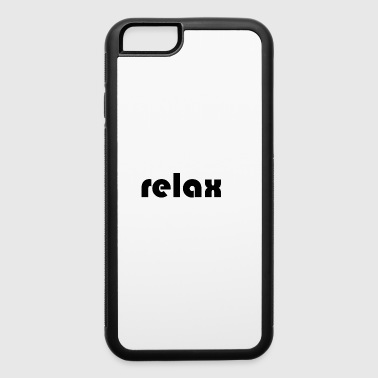 Relax relax - iPhone 6/6s Rubber Case