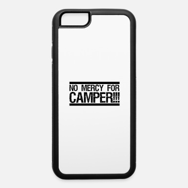 Proverbs NO MERCY CAMPER BLACK - iPhone 6 Case