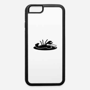 Crayfish lobster crayfish on a plate - iPhone 6 Case