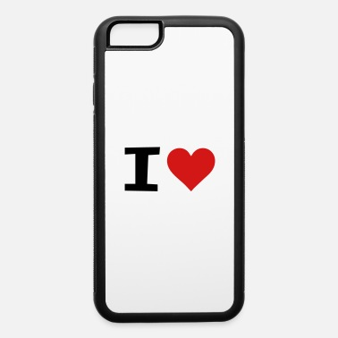 I Love I Love - iPhone 6 Case