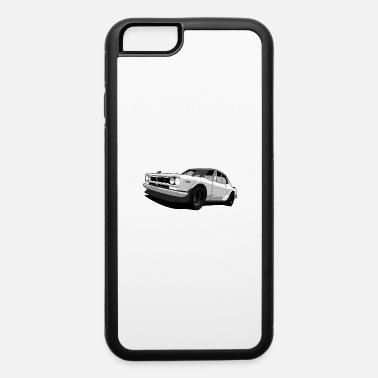Nissan Nissan Skyline GTR - iPhone 6/6s Rubber Case