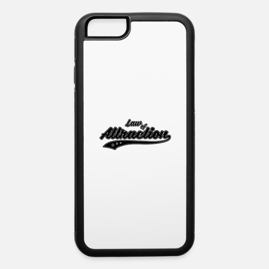 Love iPhone Cases - Attraction - iPhone 6 Case white/black