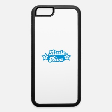 Little Stars little diva with cute little stars - iPhone 6 Case