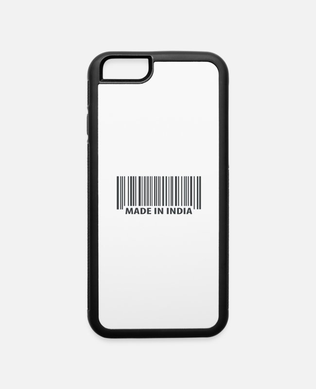 Pilot iPhone Cases - Made in India - iPhone 6 Case white/black
