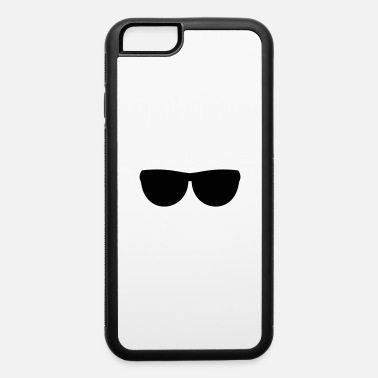 Cool Mens sunglasses cool men women graphic - iPhone 6 Case