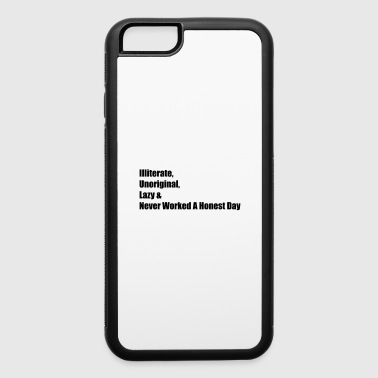 Insults - iPhone 6/6s Rubber Case
