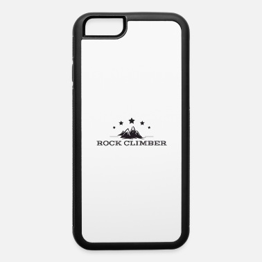 Walkups Rock Climber - iPhone 6 Case
