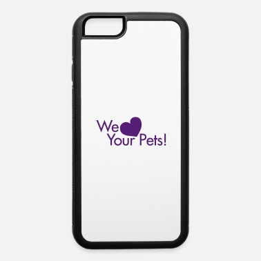 Petting pets - iPhone 6 Case