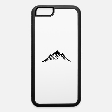 Mountains Mountain, Mountains - iPhone 6 Case