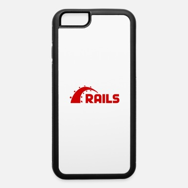 Rails Ruby On Rails Logo - iPhone 6 Case