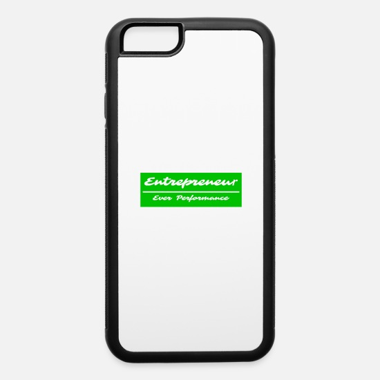 Office iPhone Cases - Entrepreneur Ever Performance - iPhone 6 Case white/black