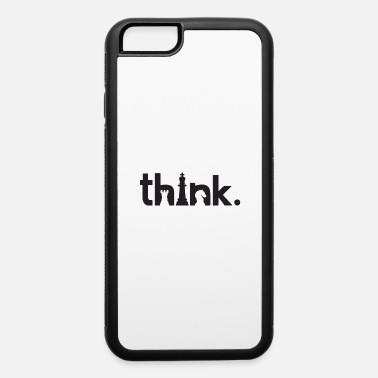 Chess Chess Think T-shirt - iPhone 6 Case