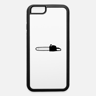 Horrorcore Chain saw - iPhone 6 Case