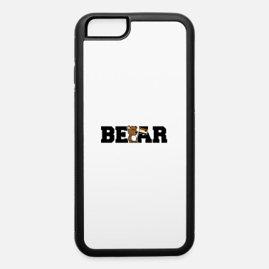 Bisexual Bear LGBT Gay Pride Cartoon CSD Teddy - iPhone 6 Case