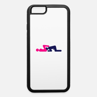 Sadomaso Sex - licking - iPhone 6 Case