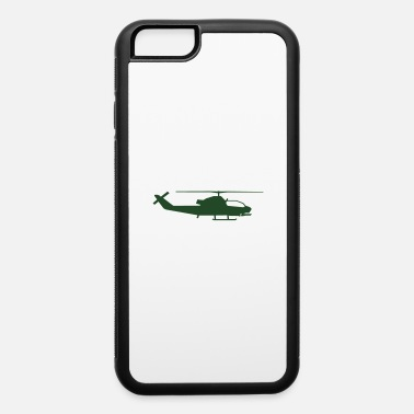 Airforce helicopter - iPhone 6 Case