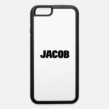 Jacob ❤✦Jacob-Best Top Male Name Jacob Vector Design✦❤ - iPhone 6 Case