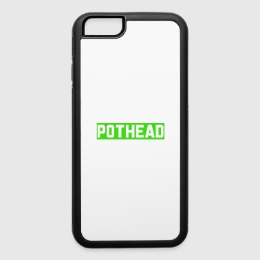 Cannabis Pothead - iPhone 6/6s Rubber Case
