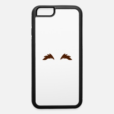 Eyebrows eyebrows brown - iPhone 6 Case