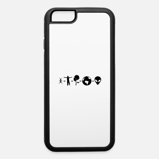Love iPhone Cases - Eco System - iPhone 6 Case white/black